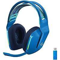 Logitech G733 Circumaural LIGHTSPEED Wireless Gaming Headset