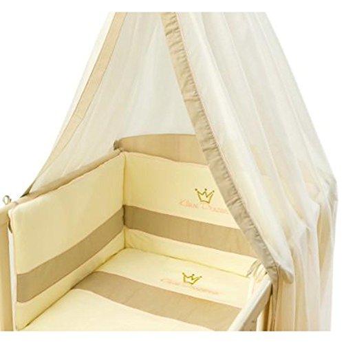 Be Be's Collection 741-10 Nestchen für Kinderbett, Kleine Prinzessin, Nicki