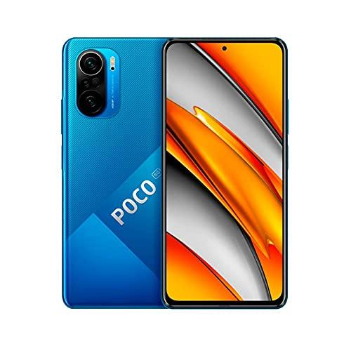 Celular Xiaomi Poco F3 6GB 128gb Global - Deep Ocean Blue - Azul