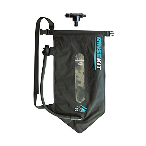RinseKit portable shower Field Fill Kit - Enables filling Rinse Kit anywhere