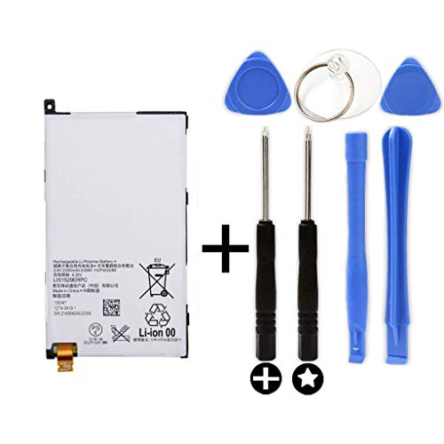 Bateria para Sony Xperia Z1 Compact (Mini) + Kit Herramientas/Tools | LIS1529ERPC
