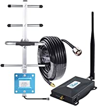 Cell Phone Signal Booster Verizon Signal Booster 4G LTE 700Mhz Band 13 Verizon Cell Phone Booster Repeater 4G LTE Network Extender Home Verizon 4G Booster Yagi Antenna Kit 65dB Boosts 4G Data/Calls