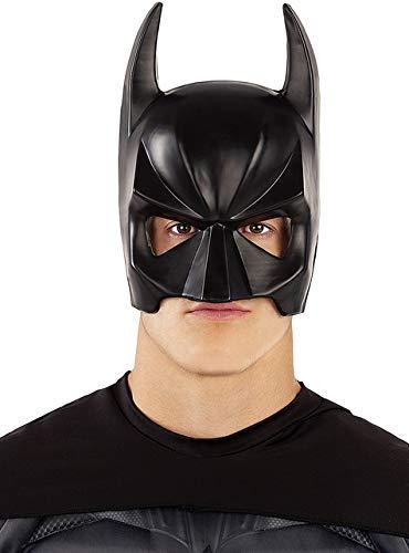 Funidelia | Máscara Batman Oficial para Hombre y Mujer ▶ Caballero Oscuro, Superhéroes, DC Comics, Hombre Murciélago, Accesorio para Disfraz