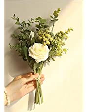 Sweetimes ins造花セット インテリア バラ 花束 フェイク フラワー 171