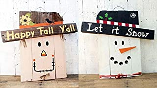 Best scarecrow pallet sign Reviews