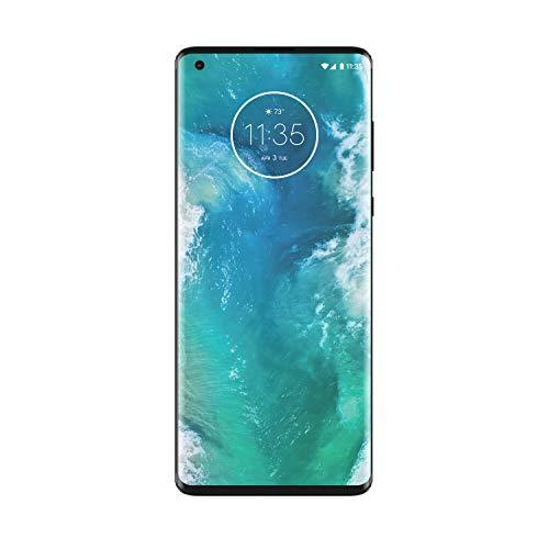 "Motorola Edge+ Plus (256GB, 12GB) 6.7"" 90Hz OLED, Snapdragon 865, 108MP 6K Camera, Single SIM Global 4G LTE GSM Unlocked (T-Mobile, AT&T, Metro) International Model XT2061-3 (Baltic Gray)"