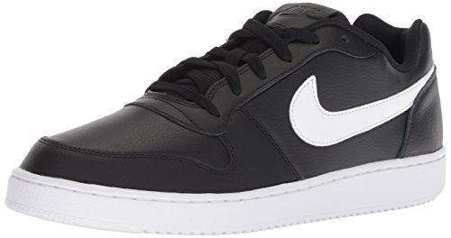 Nike Ebernon Low, Zapatillas para Hombre, Negro (Black Aq1775002), 42 EU