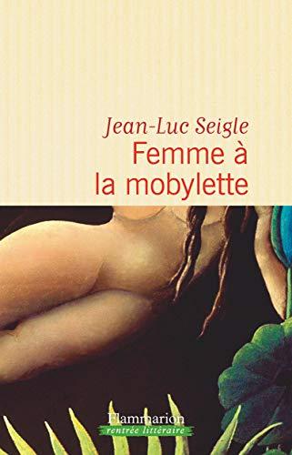 Femme A La Mobylette A La Recherche Du Sixieme Continent