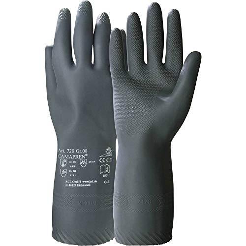 KCL 720 Camapren® Chloropren Chemiekalienhandschuh Größe (Handschuhe): 9, L EN 388, EN 374 1 Paar