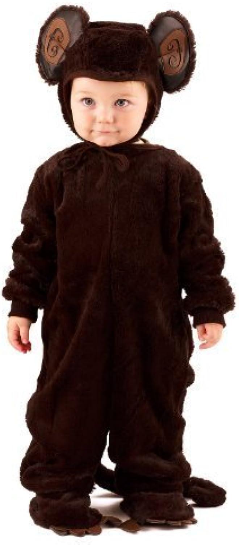 Vuelta de 10 dias Charades Costume - Plush Monkey - 6-18 6-18 6-18 months by Charades  ahorra hasta un 50%
