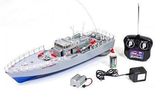 Amewi ferngesteuertes Boot mit Elektromotor Torpedoschnellboot