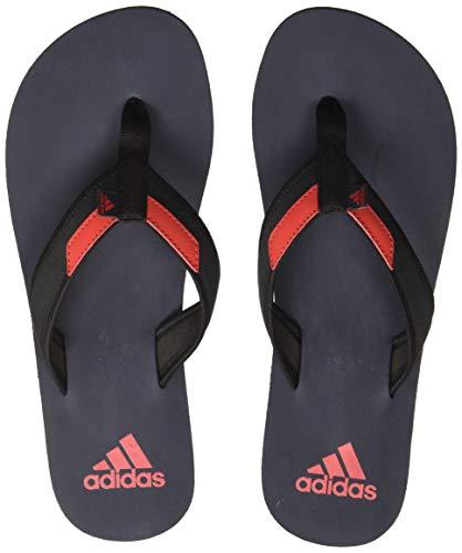 Adidas Men's Adirio Attack 2 Ms Legink/CBLACK/Scarle Slippers-10 UK (CM6096)