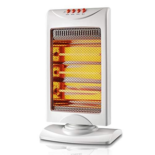 YULAN Elektrische radiator, verwarming, thuis, stil, schudden, kop, energiebesparende elektrische verwarming, kantoor, elektrische verwarming, energiebesparende oven, instant hot drie-buisverwarming