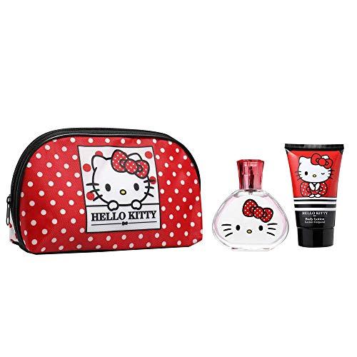 Hello Kitty Kosmetiktasche Parfüms und Lotion–1Pack