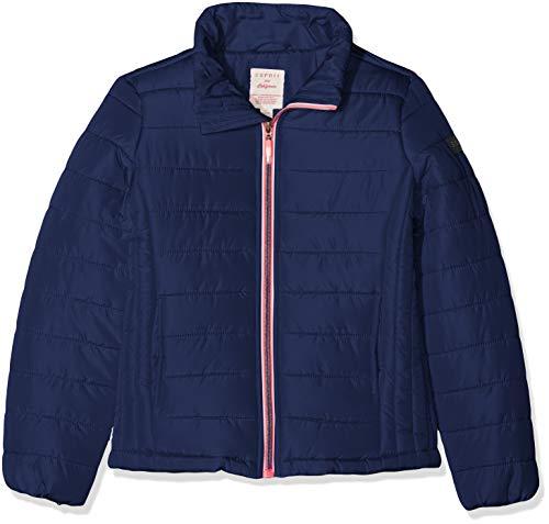 ESPRIT KIDS Mädchen Rp4200507 Outdoor Jacket Jacke, Blau (Marine Blue 446), 170 (Herstellergröße: XL)