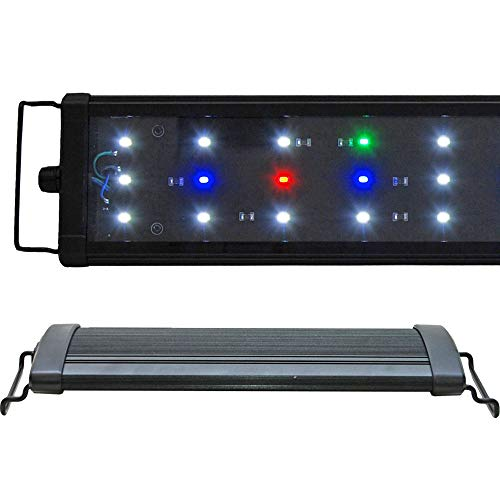 Beamswork EA Timer FSPEC LED Aquarium Light Freshwwater Plant Extendable (120cm - 48)