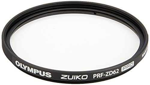Oferta de Olympus PRF-ZD62 Pro - Filtro Protector para M.Zuiko, Distancia Focal 12-40 mm, diámetro 62 mm, Negro