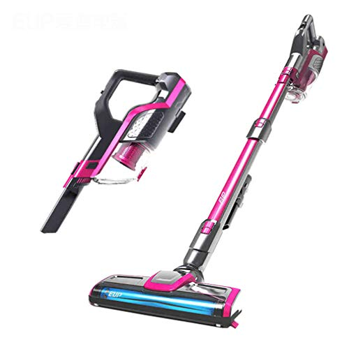 Best Price Wireless vacuum cleaner 2 in 1 Hand/Putter Vacuum Cleaner Light and Quiet 150W High Power...