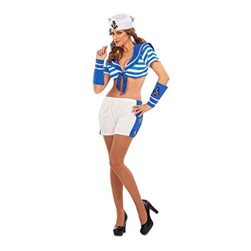 Disfraz de Marinera Sexy para Mujer