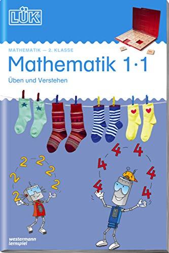 LÜK-Übungshefte: LÜK: 2. Klasse - Mathematik: Üben und verstehen 1·1 (LÜK-Übungshefte: Mathematik)