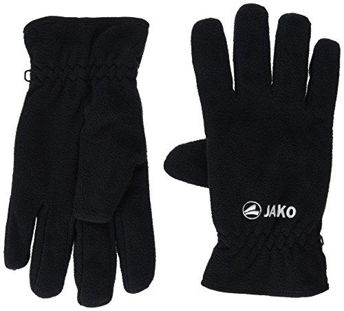 Jako Fleecehandschuhe Comfort Handschuhe, Schwarz, 10