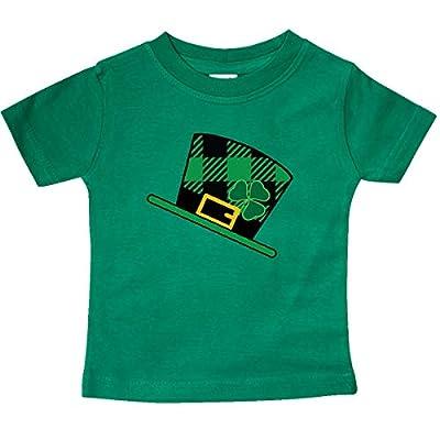 inktastic St Patricks Day Irish Green Buffalo Baby T-Shirt 18 Months Kelly Green