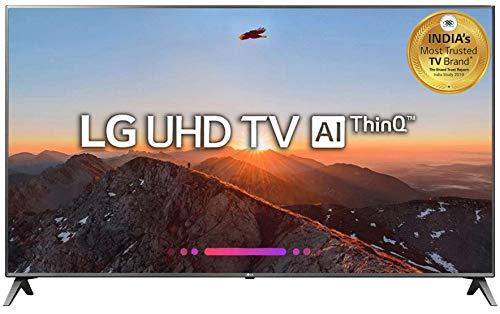 LG 139 cm (55 Inches) 4K UHD LED Smart TV 55UK6500PTC (Titan)...