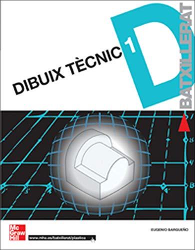 DIBUIX TECNIC. 1R BATXILLERAT - 9788448148959