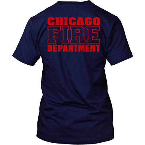 Chicago Fire Dept. - T-Shirt (Red Edition) (S)
