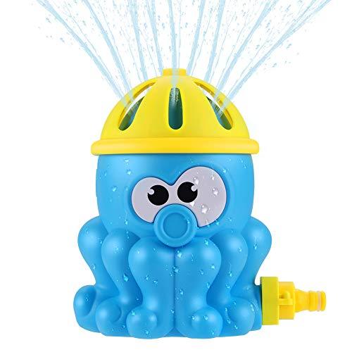 joylink Giocattoli Splash Play, Gioco d'Acqua per Bambini Sprinklers Portatile Giocattoli Water Sprinkle Splash Giochi all'Aperto Estate Giochi Acqua per Bambini E attività in Famiglia