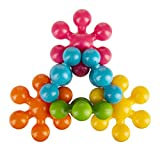 Toys and Games Fun links stimulate baby's sense of touch Attractive color Develop hand-eye coordination Develops the child's observation skills