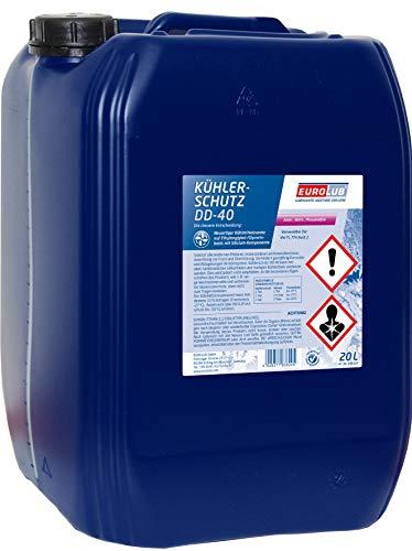 EUROLUB Kühlerschutz DD-40, 20 Liter