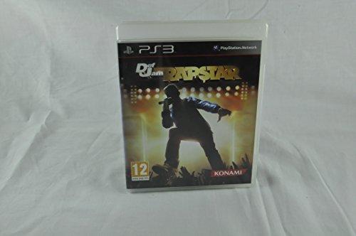 DEF JAM RAPSTAR PS3 UK