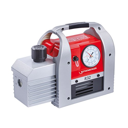 Rothenberger 1000001231–Pumpe Vakuumierer Roairvac R326.0, 230V 170L/