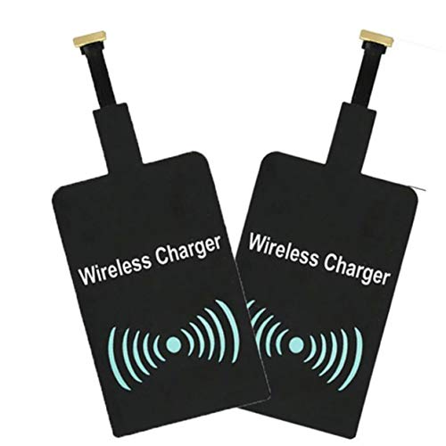 Tree-on-Life Universal Qi Wireless Charger Receiver Module for Micro-USB Mobile Various Mobile Phone Fast Charging