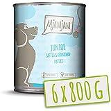 MjAMjAM - Pienso acuoso para Cachorros - Comida para Cachorros, con Pollo...