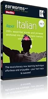 Rapid Italian Vol. 1 (Earworms)