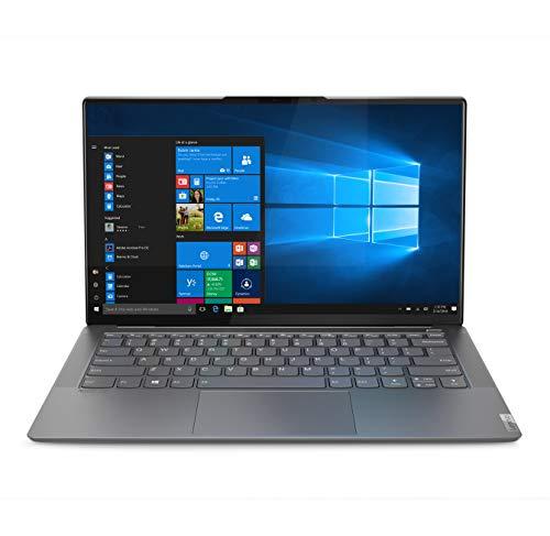 Lenovo Yoga S940 Notebook, Display 14  Full HD IPS, Processore Intel Core i7-8565U, 512GB SSD, RAM 8GB, Windows 10, Grey