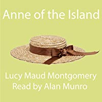 Anne of the Island audio book