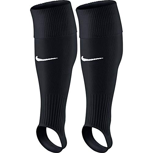 Nike Erwachsene Performance Stirrup Stegstutzen, Black/White, L