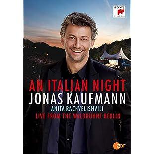 Eine italienische Nacht - Live aus der Waldbühne Berlin/An Italian Night - Live from the Waldbühne Berlin [DVD] [2018] [NTSC]