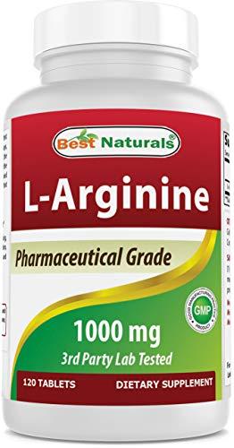Best Naturals L-Arginine