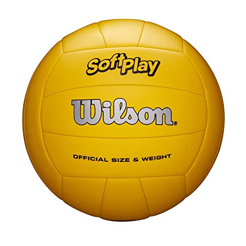 Wilson Outdoor Soft Play Volleyball Now $8.97 (Was $19.99)