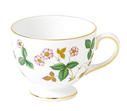 【正規輸入品】ウェッジウッド ワイルド ストロベリー ティーカップ (リー) 結婚祝い プレゼント 50105504064