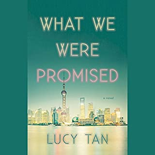 What We Were Promised audiobook cover art