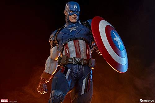 Sideshow Marvel Comics Captain America Premium Format Figure Statue