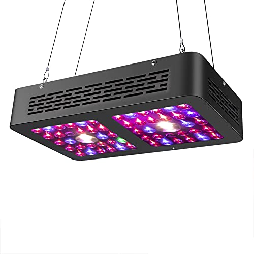 Sountns 600W Full Spectrum LED Grow Light , Led Grow Lamp with Daisy Chain...