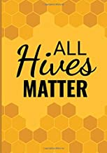 All Hives Matter: Beekeeping Journal | 60 Beehive Inspection Checklist Sheet | Gift for Beekeepers