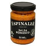 Espinaler - Romesco Sauce mit Olivenöl - Extra Virgin - Ideal für Gemüse - 170 Gramm