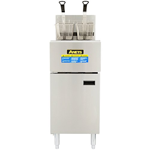 45-55 Lb. Oil Capacity Gas Fryer